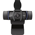 Logitech - C920S HD Webcam