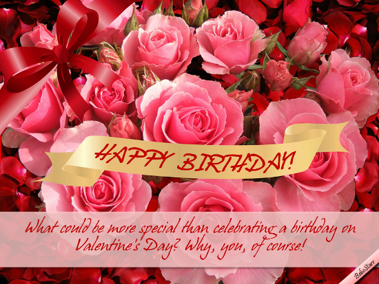Valentine Birthday Girl Free Specials Ecards Greeting Cards 123