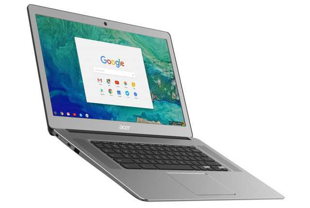 Acer Chromebook 15 2017 Edition with Metal Design Announced, Costs $399