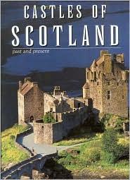 Castles of Scotland by Cristina Gambaro: Book Cover