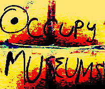 occupy museums by jim leftwich