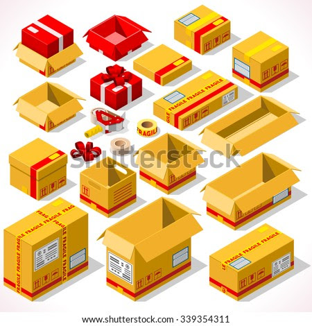 "aurielaki's ""Christmas Gifts Shipping Icons Images"" set on Shutterstock"