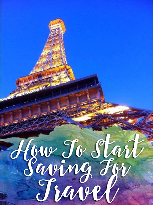 Saving For A Trip: Where To Begin