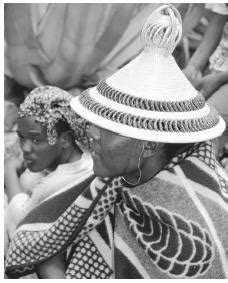 Culture of Lesotho   history, people, clothing, women