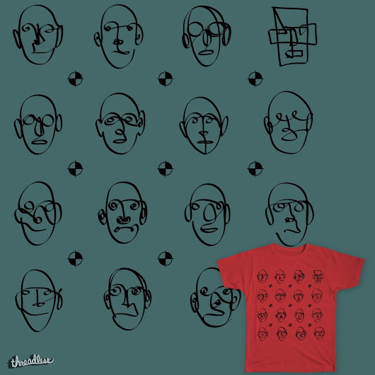 Face It on Threadless