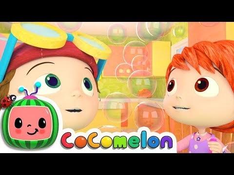 English is fun!: Five Senses Song | CoComelon Nursery ...