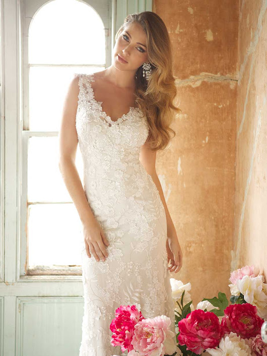 Allure Bridal 8800 – Bridal Dress of the Week