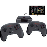 My Arcade GameStation Wireless - Plug & Play Game Console With 2 Controllers