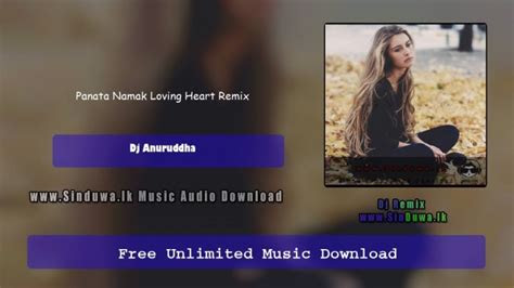 panata namak loving heart remix dj anuruddha dj remix