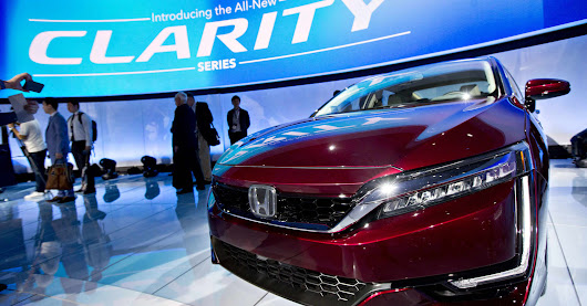 Honda introduces two new 'green' cars that are joining its lineup