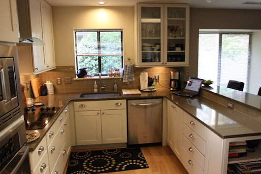 Lewis Kitchen Remodel - Traditional - Kitchen - richmond - by Amy Hart, Interior Designer