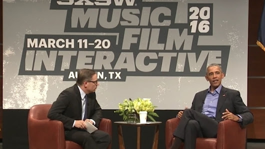 At SXSW: Barack Obama's Call to Action for the Tech Industry | Competitive Edge