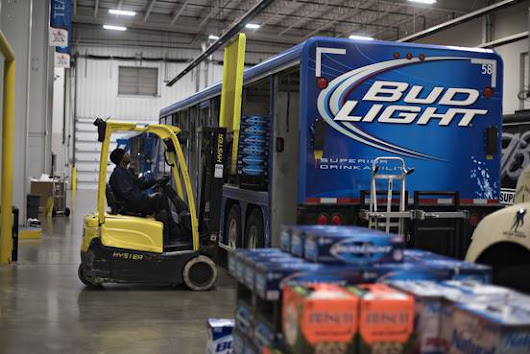 Craft Brewers Take Issue With AB InBev Distribution Plan