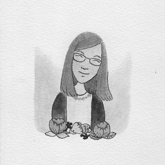 I will draw tiny watercolor portrait for $5