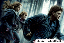 German posters for Harry Potter and the Deathly Hallows part 1