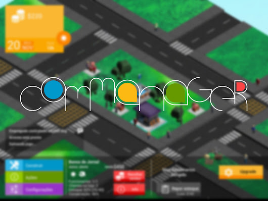 Commanager iPhone, iPad, Android, AndroidTab game