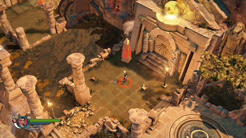 Sunken Chapel of Sobek screenshot