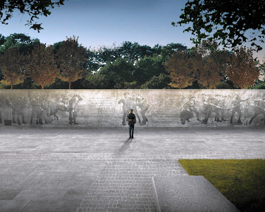 Chicago architect, 25, wins design contest for World War I memorial in D.C.