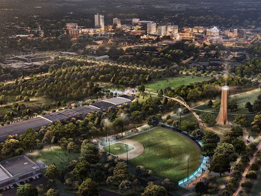 Coming to Greenville: Unity Park