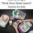 How to Set up a Healthy Pack-Yourself Lunch Station for Kids - Modern Parents Messy Kids
