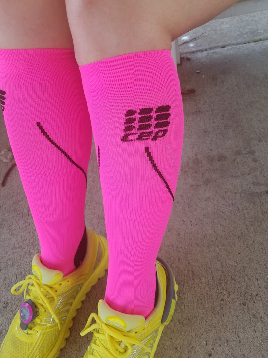 Product Review: CEP Compression Socks