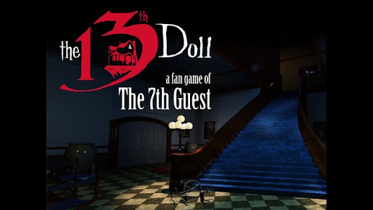 Update 21: Filming is complete!  Shots from the set! · The 13th Doll: A Fan Game of The 7th Guest