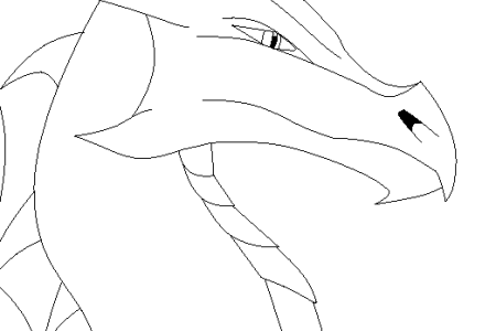 Beginner Simple Easy Dragon Drawings Drawing Ideas Collection