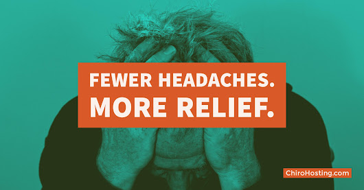 Chiropractic Patients Find More Relief from Headaches - Chesapeake, VA Chiropractor - Dr. David N. Block Family Chiropractic