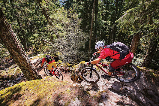 Off The Tracks - Whistler's Train Wreck Trail