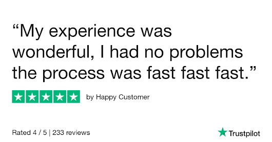 Happy Customer gave QuickcashMI 5 stars. Check out the full review...