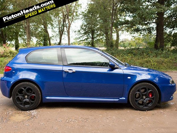 RE: Spotted: Alfa 147 GTA  Page 1  General Gassing  PistonHeads