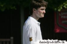 David Holmes Cricket Cup
