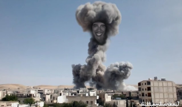 MR BOMBHEAD IN DAMASCUS