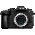 Panasonic Lumix G DMC-G85MK 16.0 MP Mirrorless Ultra HD Digital Camera - 4K - Black - 12-60mm Lens