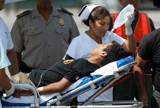Imagen del Día Internacional de la Enfermería.