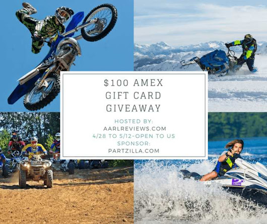 OEM Parts Amex Gift Card Giveaway – Work Money Fun