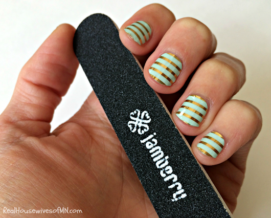 Jamberry Nails: Experience Review & Giveaway - Real Housewives of Minnesota