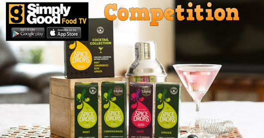 Win a Spice Drops Cocktail Collection