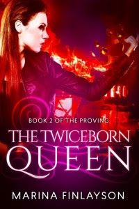 The Twiceborn Queen by Marina Finlayson