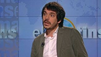 """Ernest Urtasun a """"Els matins"""" de TV3"""