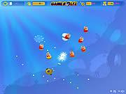Jogar Submarine vs aliens Jogos
