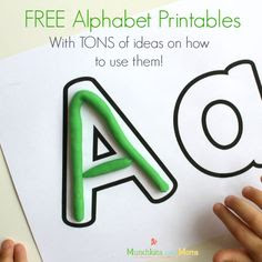 ALPHABET ACTIVITIES - LETTER B ACTIVITIES | Circles, Bags and Letter b