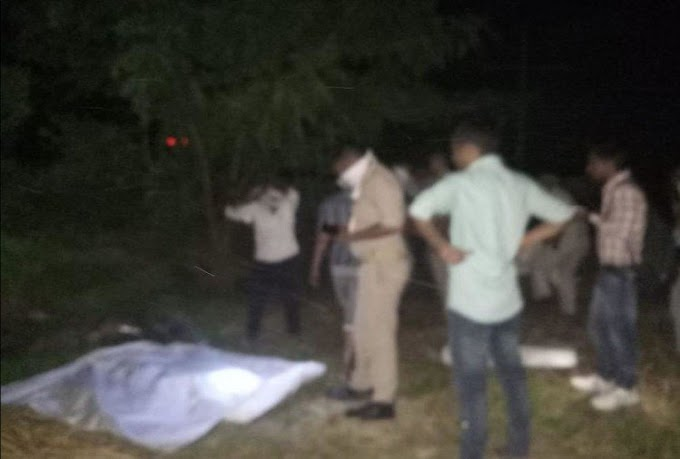 बाजरे के खेत में बोरा पड़ा देख चकराए लोग, पुलिस ने खोलकर देखा तो उड़ गए होश