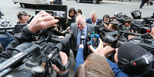 We Still Haven't Realized How Influential Rob Ford Was