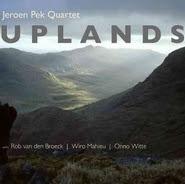 Jeroen Pek Quartet - 'Uplands'