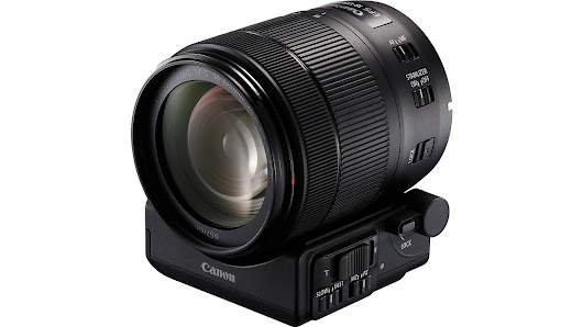 Canon Unveils 80D DSLR & PZ-E1 Powered Zoom Accessory with New 18-135mm Lens