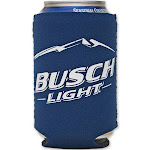 Busch 23221 Busch Light Cooler Can - Blue