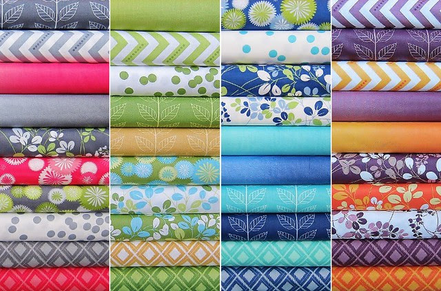 Simply Color Giveaway for Friday's Fabric Giveaway!!