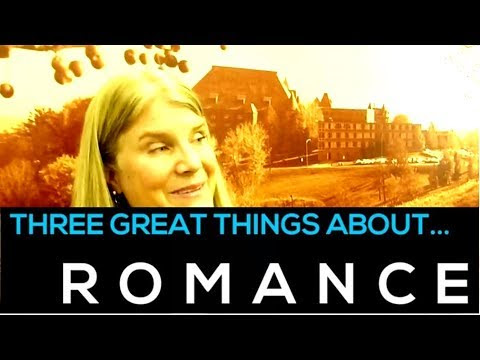 VIDEO: THREE GREAT THINGS ABOUT ROMANCE with Lee McClain