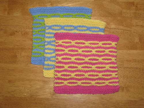 Harmonic Dishcloths